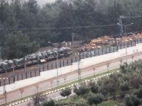 Türk Silahlı Kuvvetleri sınırdaki tank birliklerine takviye yapıyor
