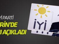 İYİ Parti'den Afrin açıklaması! Hiç şaşırtmadı!