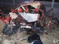 Konya'da 4 Kişilik Aile Kazada Yok Oldu