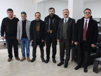 Ahmet Köseoğlu'ndan ziyaret