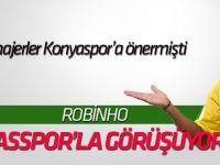 Sivasspor, Robinho ile görüşüyor! Konyaspor'a da önerilmişti