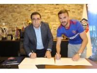 Kardemir Karabükspor'dan Alexe'ye yeni sözleşme