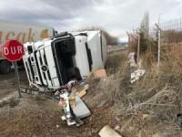 Yozgat'ta trafik kazaları: 4 yaralı