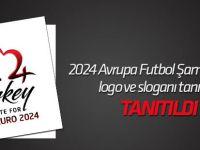 2024 Avrupa Futbol Şampiyonası logo ve sloganı tanıtıldı