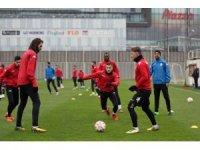 Samsunspor'da gözler Gazişehir Gaziantep maçına çevrildi