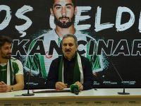 Orkan Çınar imzaladı