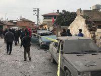 Reyhanlı'ya roket atıldı: 37 yaralı