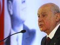 MHP Genel Başkanı Bahçeli: PYD/PKK'nın defteri dürülmelidir