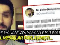 Terör propagandası yapan doktora gözaltı!