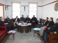 Bozkır'da istişare toplantıları sürüyor
