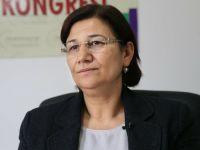 DTK Eş Başkanı Leyla Güven gözaltına alındı...