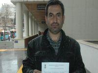 Asgari ücretini Afrin'de görev yapan askerlere bağışladı