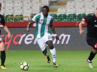 Gençlerbirliği-Konyaspor maçı Cuma gününe alındı