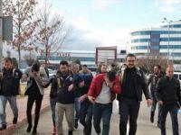 Konya'da kredi kartı dolandırıcılığı operasyonu