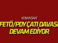 Konya'daki Fetö/pdy Çatı Davası Devam Ediyor