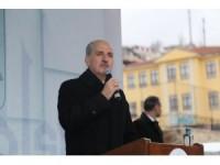 Kültür ve Turizm Bakanı Kurtulmuş Kastamonu'da
