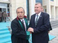 Eski Konyaspor Başkanı Şan'dan yönetimle konuşacağım açıklaması