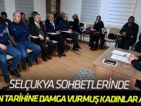 Selçukya'da Konya'nın Tarihi Kadınları anlatıldı