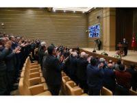 Cumhurbaşkanlığı Külliyesi'nde Muhtarlar Toplantısı