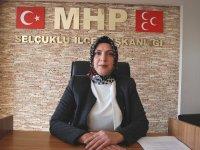 Güzide Çipan: Selçuklu, Cumhur İttifakı'nın da kalesi olacaktır