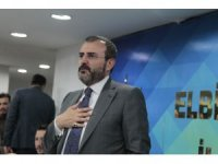 AK Parti Sözcüsü Ünal soruları yanıtladı