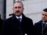 Adalet Bakanı Gül'den şehit maaşına haciz açıklaması!