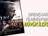 Direniş Karatay Filminin Fragmanı Sosyal Medyada İlgi Gördü