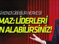 CHP'li Öztürk Yılmaz'dan skandal sözler: Liderleri satın alabilirsiniz!