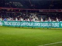 Konyaspor, Beşiktaş'a başarılar diledi