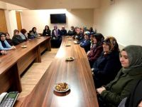AK Parti Konya İl Kadın Kolları Başkanı Doğan Seydişehir ziyareti
