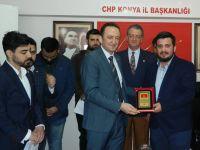 CHP Gençlik kollarında Emre Bahadur dönemi