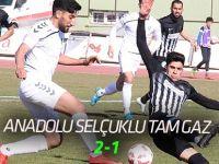Anadolu Selçuk Tam Gaz  2-1