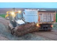 GÜNCELLEME 3 - Şanlıurfa'da askeri araç dereye devrildi