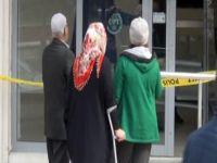 Manisa'da PTT şubesine maskeli soygun