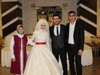 Elif ile Mustafa'nın mutlu günü