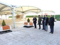 Denetim Komisyonu Karatay Belediyesi'nin yatırımlarını yerinde inceledi