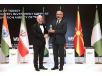 """WBAF'den Kalkınma Bakanlığına """"girişimcileri destekleme"""" ödülü"""