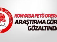 SDÜ araştırma görevlisi FETÖ'den gözaltına alındı