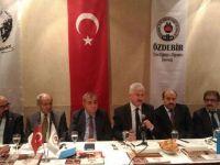 Konya'da Eğitim Toplantısı