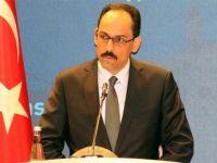 Cumhurbaşkanlığı'ndan flaş Afrin açıklaması