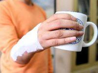 Ege Üniversitesi'nde el bileği protezi geliştirildi