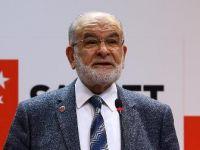 Saadet Partisi Genel Başkanı Karamollaoğlu: ABD ile aynı çuvala girilmez