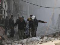 Esed rejimi Doğu Guta'da 25 sivili daha öldürdü