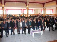 """Seydişehir'de """"buzağı ölümlerini önleme"""" eğitimi"""