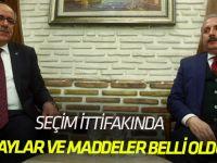 AK Parti-MHP ittifak teklifi
