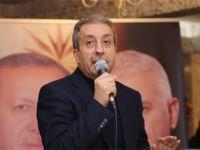 Mehdi Eker: 'Sınır şehirlerimiz tehdit altında'