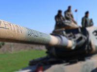 Tell Dilur köyü teröristlerden alındı