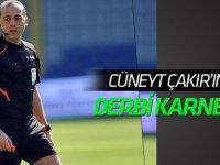 Cüneyt Çakır, Nijerya-Arjantin maçını yönetecek