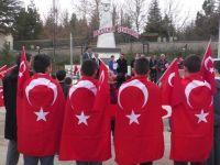 """Beyşehir'de """"Vatan Sevgisi, Şehitlere Saygı ve Dua"""" etkinliği"""