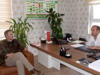 Mehmet Aslantuğ'dan Konyaspor'a ziyaret
